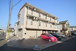 千葉県市川市本北方2丁目の賃貸マンションの外観