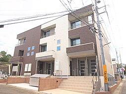 神奈川県川崎市宮前区平6丁目の賃貸アパートの外観