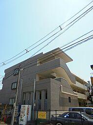神奈川県横浜市港南区下永谷3丁目の賃貸マンションの外観