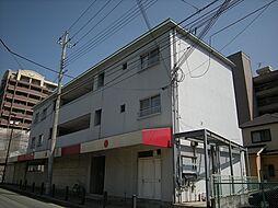 大阪府箕面市箕面6丁目の賃貸マンションの外観