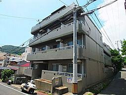 アネックス神戸[2階]の外観