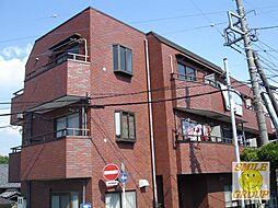 フラワーハイツ[3階]の外観