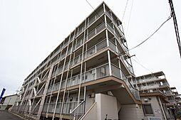 ビレッジハウス城蓮寺1号棟[2階]の外観