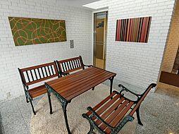 フラット宮ヶ丘[201号室]の外観