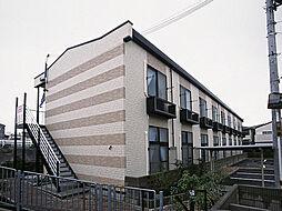 レオパレスフォレストいずみ[1階]の外観