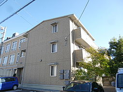 コスモシティ桜[101号室]の外観