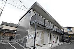大阪府箕面市坊島1丁目の賃貸アパートの外観