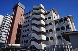 栃木県宇都宮市一条1丁目の賃貸マンションの外観