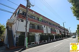 千葉県浦安市当代島2丁目の賃貸マンションの外観