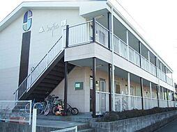 愛知県豊橋市曙町の賃貸アパートの外観