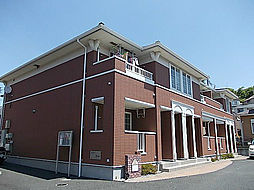 ヴィレッジハウスIII[1階]の外観