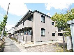 岡山県倉敷市西岡の賃貸アパートの外観