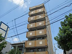 シャルル上新庄[6階]の外観