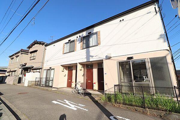 パインコートHIRO 2階の賃貸【新潟県 / 新潟市中央区】