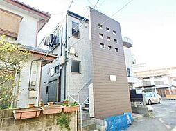 神奈川県相模原市緑区西橋本3丁目の賃貸アパートの外観