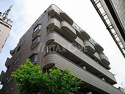 アールマンション[2階]の外観