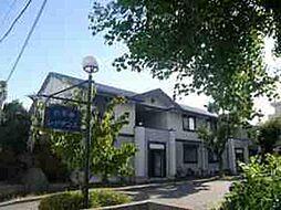 大阪府池田市八王寺1丁目の賃貸アパートの外観