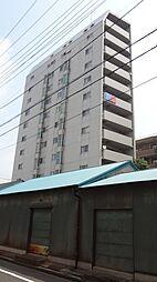 東京都八王子市八幡町の賃貸マンションの外観