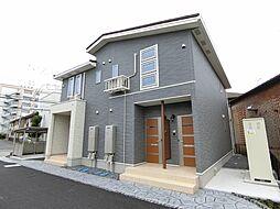 JR東北本線 宇都宮駅 バス20分 中央女子高前下車 徒歩3分の賃貸アパート