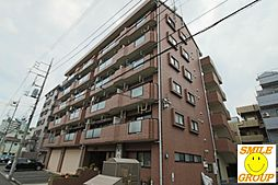 東京都江戸川区篠崎町1丁目の賃貸マンションの外観