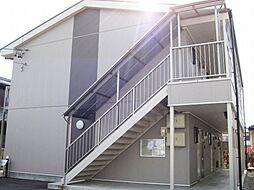 愛知県岩倉市八剱町岩塚の賃貸アパートの外観