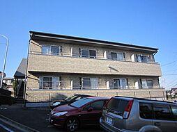 愛知県豊田市丸山町4丁目の賃貸アパートの外観