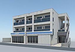 東京都西多摩郡瑞穂町大字箱根ケ崎の賃貸マンションの外観