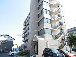 滋賀県守山市吉身3丁目の賃貸マンションの外観