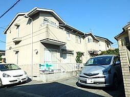 埼玉県さいたま市北区盆栽町の賃貸アパートの外観