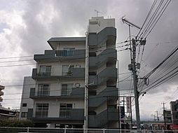 合川ハイツ[402号室]の外観