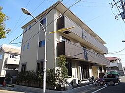 シャルマン富士見[3階]の外観