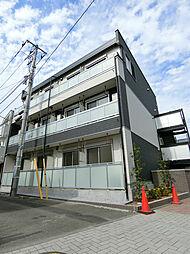東京都西東京市下保谷5丁目の賃貸アパートの外観