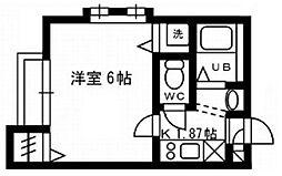 IMPRESS COURT[1階]の間取り