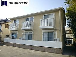 愛知県豊橋市小浜町の賃貸アパートの外観