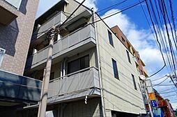 アルファサカモト[2階]の外観