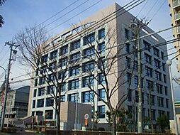 神戸市長田区役所 498m