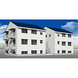 [テラスハウス] 千葉県船橋市西船1丁目 の賃貸【/】の外観