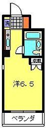 メゾン・ド・セヴェールパートIII[106号室]の間取り