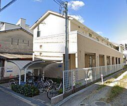 Osaka Metro谷町線 喜連瓜破駅 徒歩8分の賃貸アパート