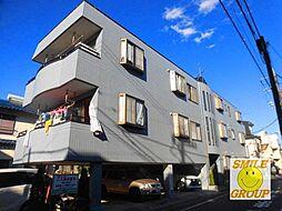 東京都江戸川区南小岩1丁目の賃貸マンションの外観