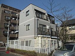 千葉県船橋市古作3丁目の賃貸マンションの外観