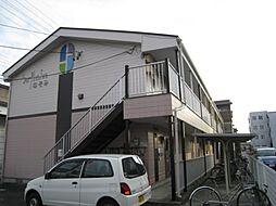 愛知県小牧市大字小牧原新田の賃貸アパートの外観