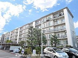 大阪府枚方市藤阪西町の賃貸マンションの外観