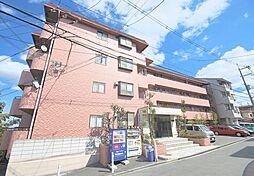 シャンテー香里ヶ丘3[2階]の外観