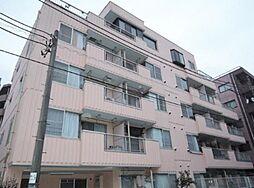 神奈川県横浜市鶴見区仲通1丁目の賃貸マンションの外観
