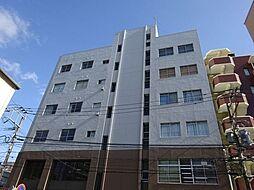 九日電ビル[605号室]の外観