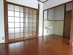 白水アパート[102号室]の外観