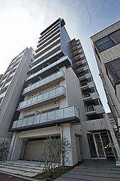 レジデンシャルヒルズデュオプレイス[3階]の外観