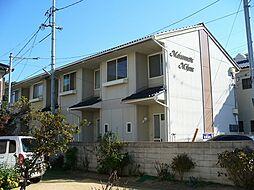 [タウンハウス] 岡山県倉敷市中央1丁目 の賃貸【/】の外観