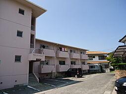 徳島県徳島市論田町本浦下の賃貸マンションの外観